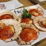motoyaki scallop