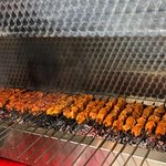 Now that's our Kebabs!