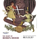 2017: The Heart of Robin Hood Official Poster