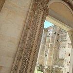 Veduta da via xx settembre della chiesa sconsacrata di San Francesco