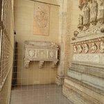 Tombe malatestiane : di Paola Bianca moglie di Pandolfo (quella piccola)