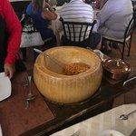 cheese bowl