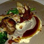 Degustation Beef meal