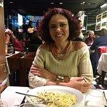 Massa deliciosa e ambiente tradicional argentino