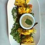 Friday Special Monk Fish tikka..