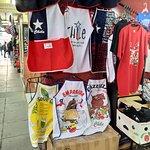 Foto de Feria Artesanal Santa Lucia