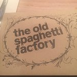 The Old Spaghetti Factoryの写真