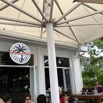 Underground Cafe at palm cove port douglas