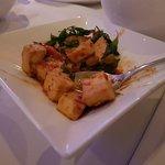 Tofu Chili Basil - delicious