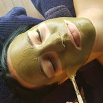 Facials by beautician