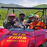 Great off road tours!