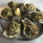 Oysters Rockefeller - GRACIOUS, HOW DELICIOUS!