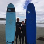 Foto Tofino Surf School