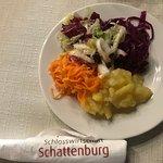 Foto de Schlosswirtschaft Schattenburg