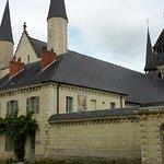 L'abbatiale et le clocher