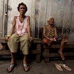 Bankgkok slums