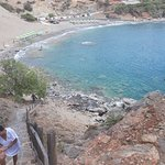 Φωτογραφία: παραλία του Αγίου Παύλου