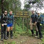 Machame route Deep View Safaris