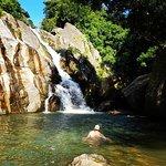 Hin Lad Waterfall Resmi