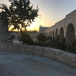 Sunset at Masseria Grieco
