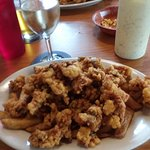 Whole Belly Fried Clams