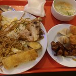 Chinese Open Buffet
