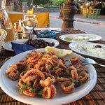 un buon piatto di calamari
