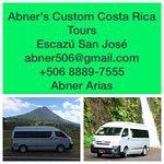 Bilde fra Abner's Custom Costa Rica Tours