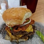 Amazing Burgers.. Come Hungry!
