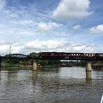 ภาพถ่ายของ สะพานข้ามแม่น้ำแคว