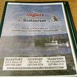 Foto de Anglers Restaurant