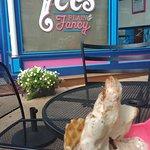 Ices Plain & Fancy Image