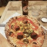 Chef special (sometime in May) with italian beer