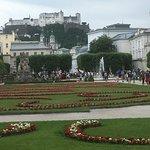 Photo de Palais et jardins de Mirabell