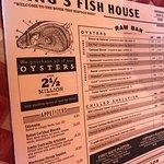Foto de King's Fish House
