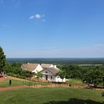 View from Monticello.