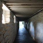 Monticello basement.