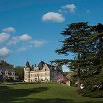 Gardens of the Chateau de la Bourdaisiereの写真