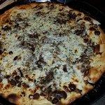 Custom made pizza #BrickOven #JoeRocks