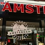 Foto de Pizzeria Steakhouse Amsterdam