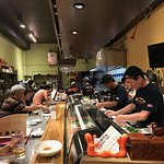Lively sushi Bar
