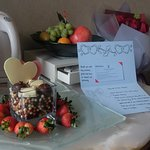 Personalized Welcome Amenities