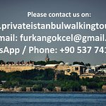 www.privateistanbulwalkingtours.com Private Istanbul Tours