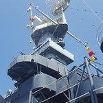 Photo of Battleship NORTH CAROLINA