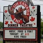 Bild från Oh Canada Eh? Dinner Theatre