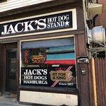ภาพถ่ายของ Jack's Hot Dog Stand