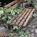 Courtyard Bench