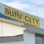 Foto van Surf City