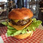The Juicy Burger (Not so Juicy...)