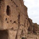 صورة فوتوغرافية لـ Puye Cliff Dwellings